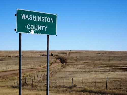 President's Hill - Washington County High Point