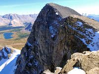 Ptarmigan Peak North Face