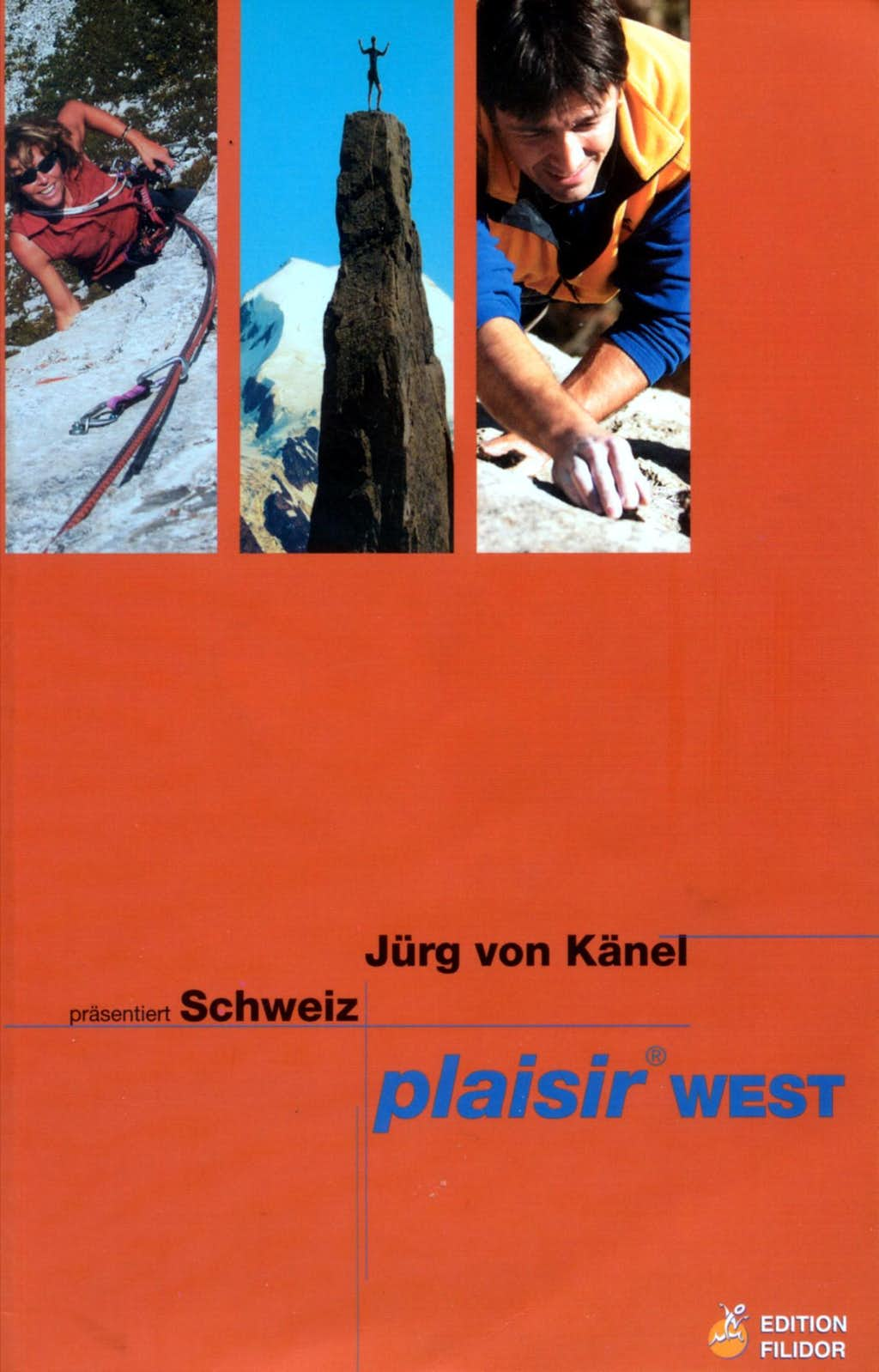 Guidebook Schweiz Plaisir West