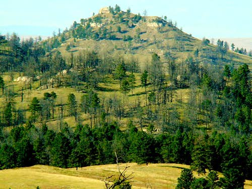 Aristocrat Peak