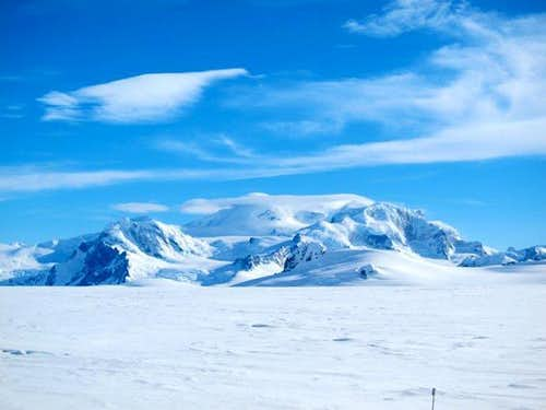 Patagonia Northern Ice Cap Traverse Solar Valley to Leones Vally