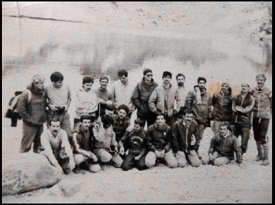 آياز - گروه توحید در دهه 60