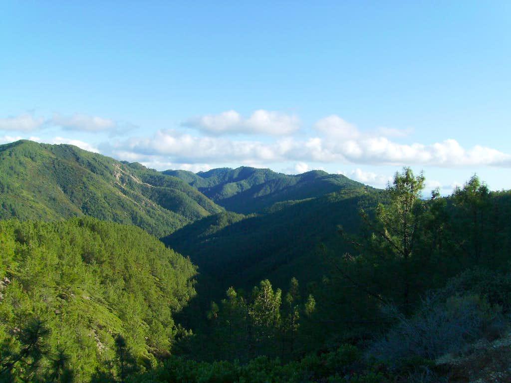 Lopez Canyon
