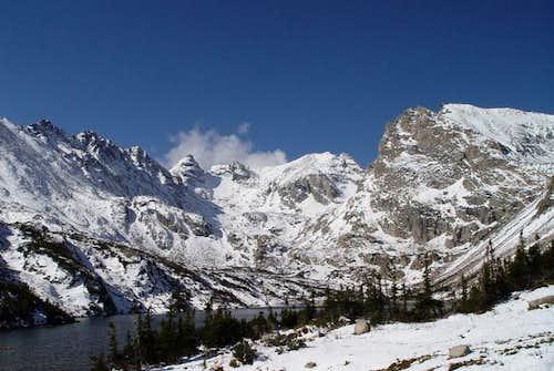 Niwot Ridge, Navajo, Apache...