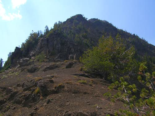 On Burger\'s Ridge