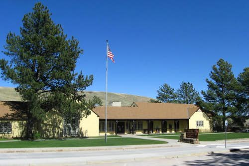Wind Cave Visitor Center