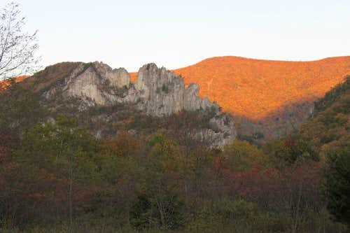 Eastern version of Alpenglow