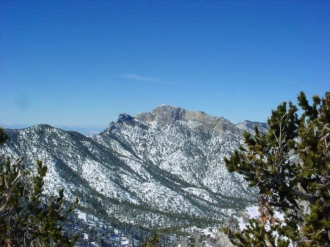 McFarland Peak (10,742 ft)...