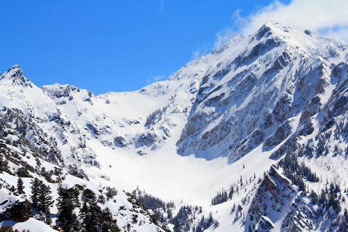Broads Fork Twin Peaks.