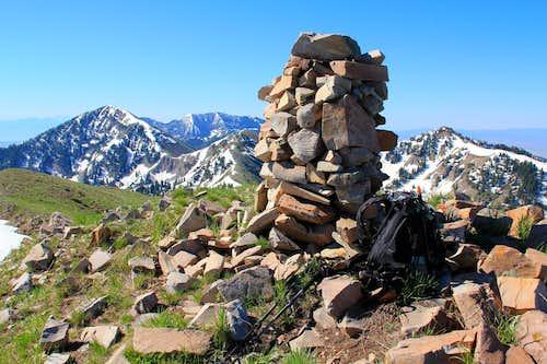 Kelsey Peak.