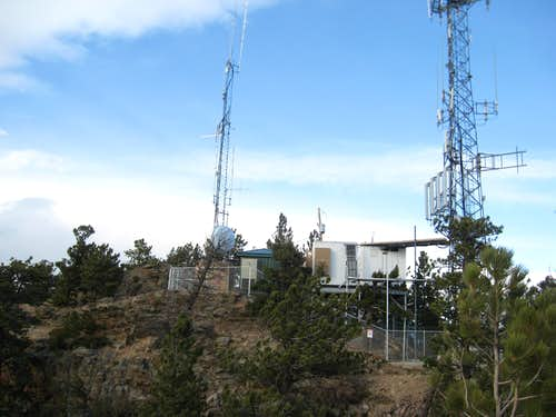 Radio & Communications facility