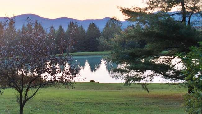 View of Mt Mansfield from...
