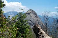 Another view of Moro Rock...