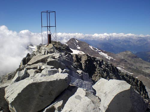 Top of Hochgall