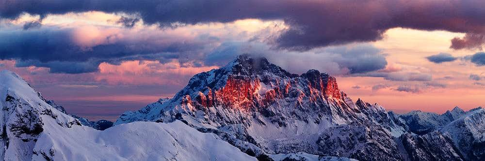 Photography in the Dolomites