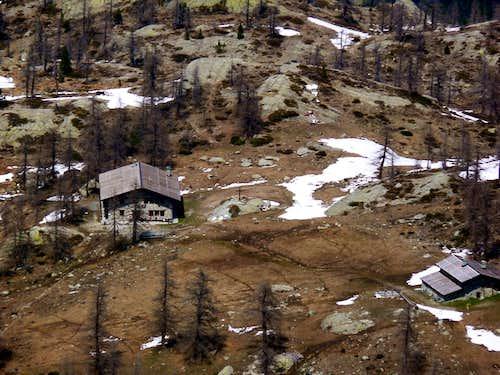 Barbustel Shelter in Lochs's Walloon