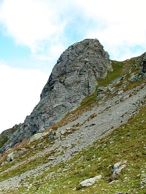 Mittagskofel western summit,...