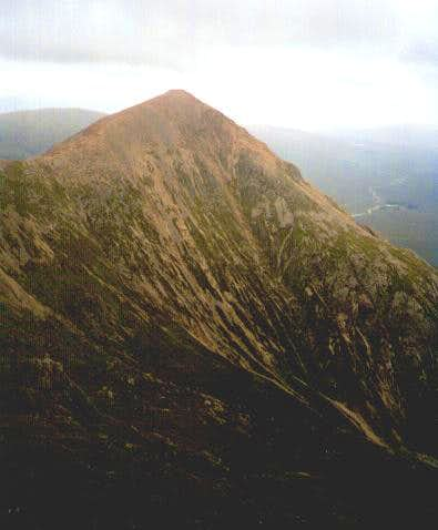 Stob Dearg (main summit) from...
