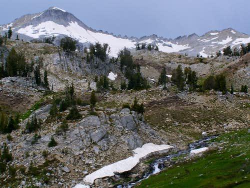Glacier and the Ridge to Eagle