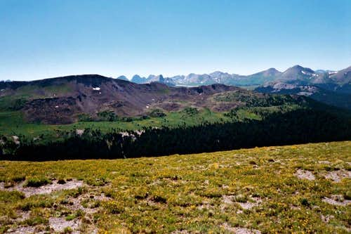 Headed West on the Continental Divide Trail