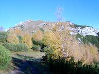 Viševnik in the autumn