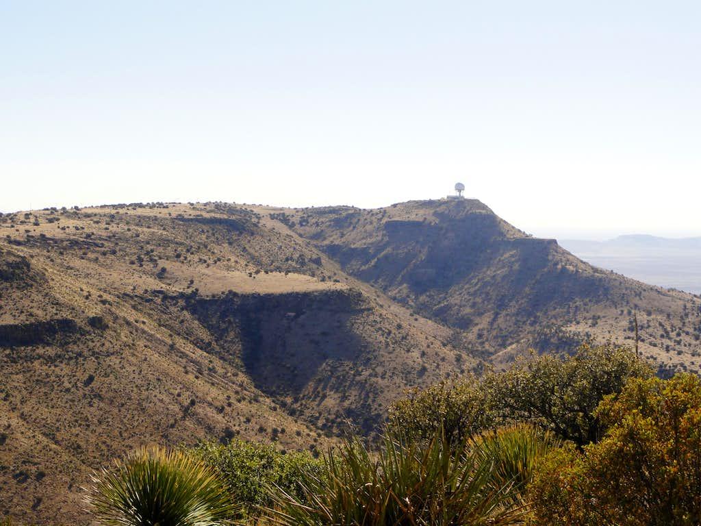 Magdalena Peak