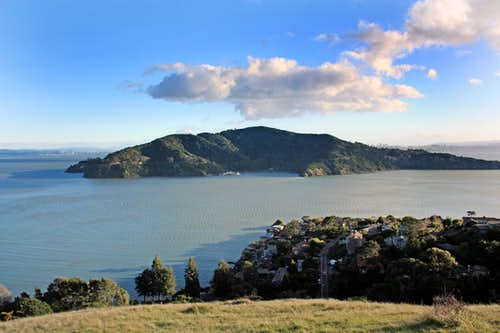 Mount Livermore/Angel Island