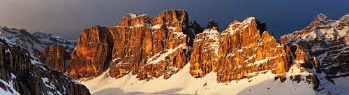 Gran Lagazuoi, Dolomites