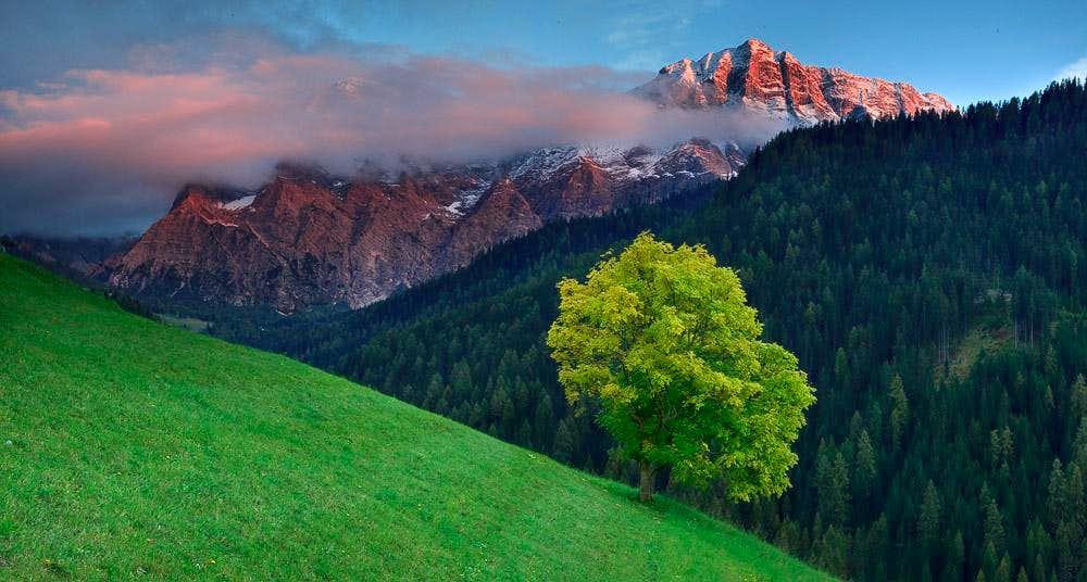 Wengen, Dolomites