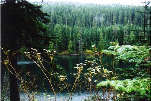 The serene Wathum lake...
