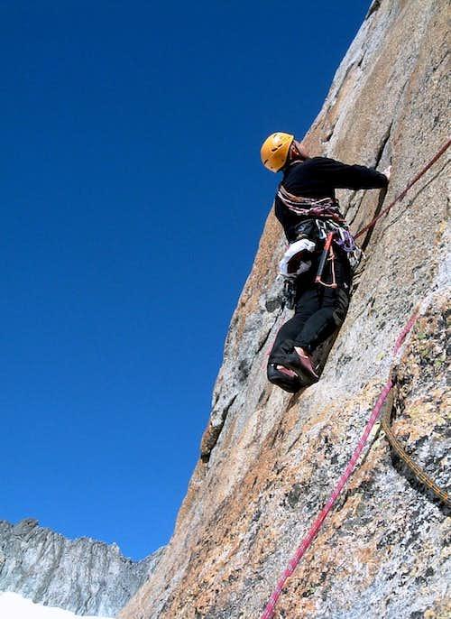 Climbing on Dammazwillinge