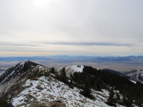 SW from Flat Top