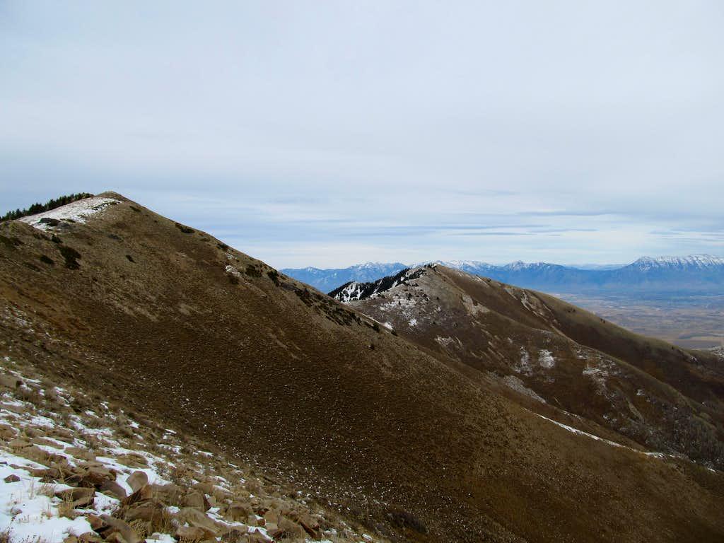 Flat Top and side peak