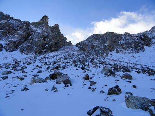 Ascent Gully