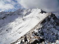 Mount Arkansas North East Ridge