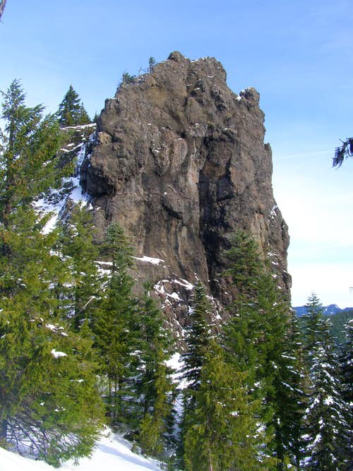 Tumble East Face