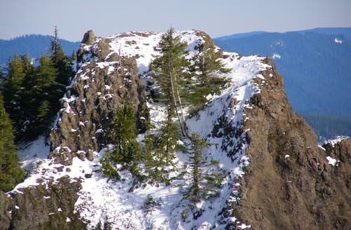 Tumble Rock Summit