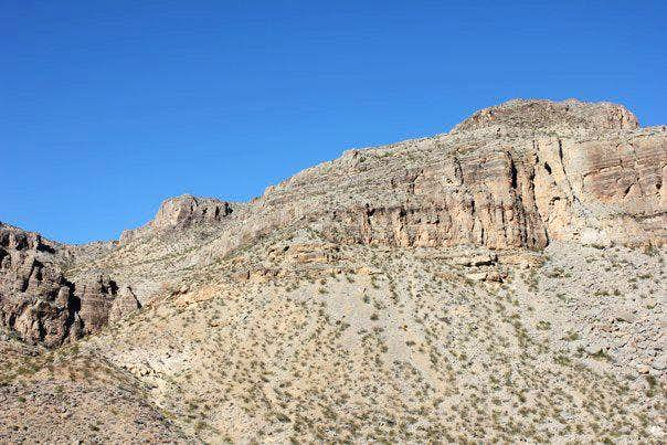 Virgin River Gorge