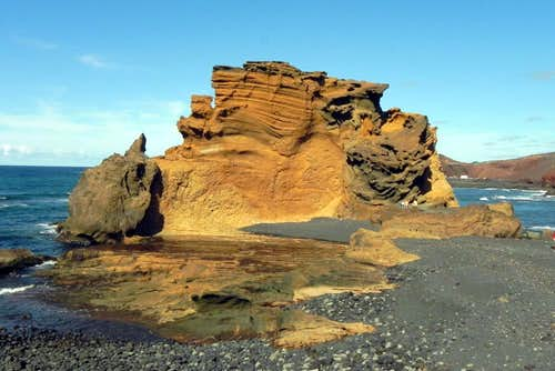 <i>Punta de Puerto Remedio</i> Lanzarote