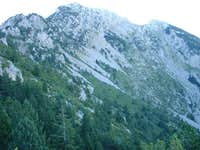 Pedraforca from La...