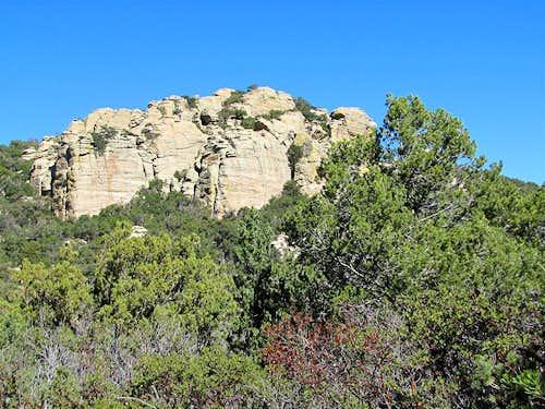 Tanque Verde Peak