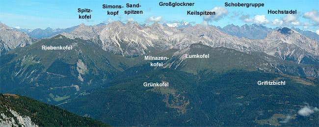 Overview of the Lienz...