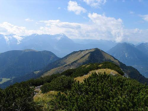Fricken and Zugspitze...