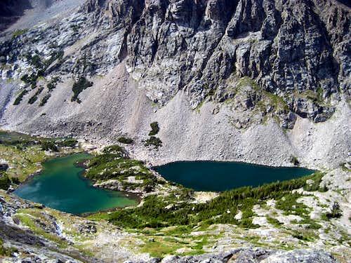Snowball Lakes