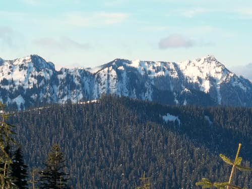 Kent and McClellan Butte