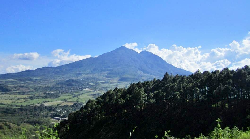 Chichontepec/Volcán San Vicente