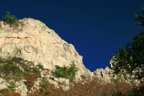 Gunsight Notch
