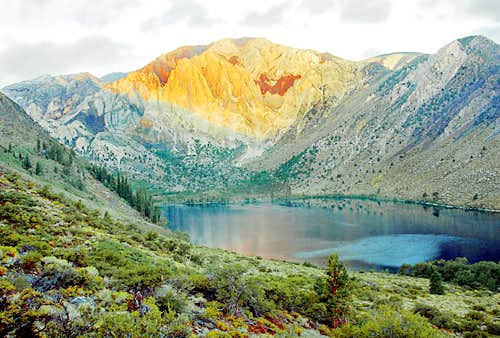 Convict Lake, Laurel Mtn