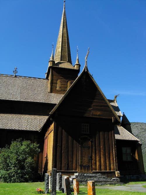 The Lom Stavkyrkje