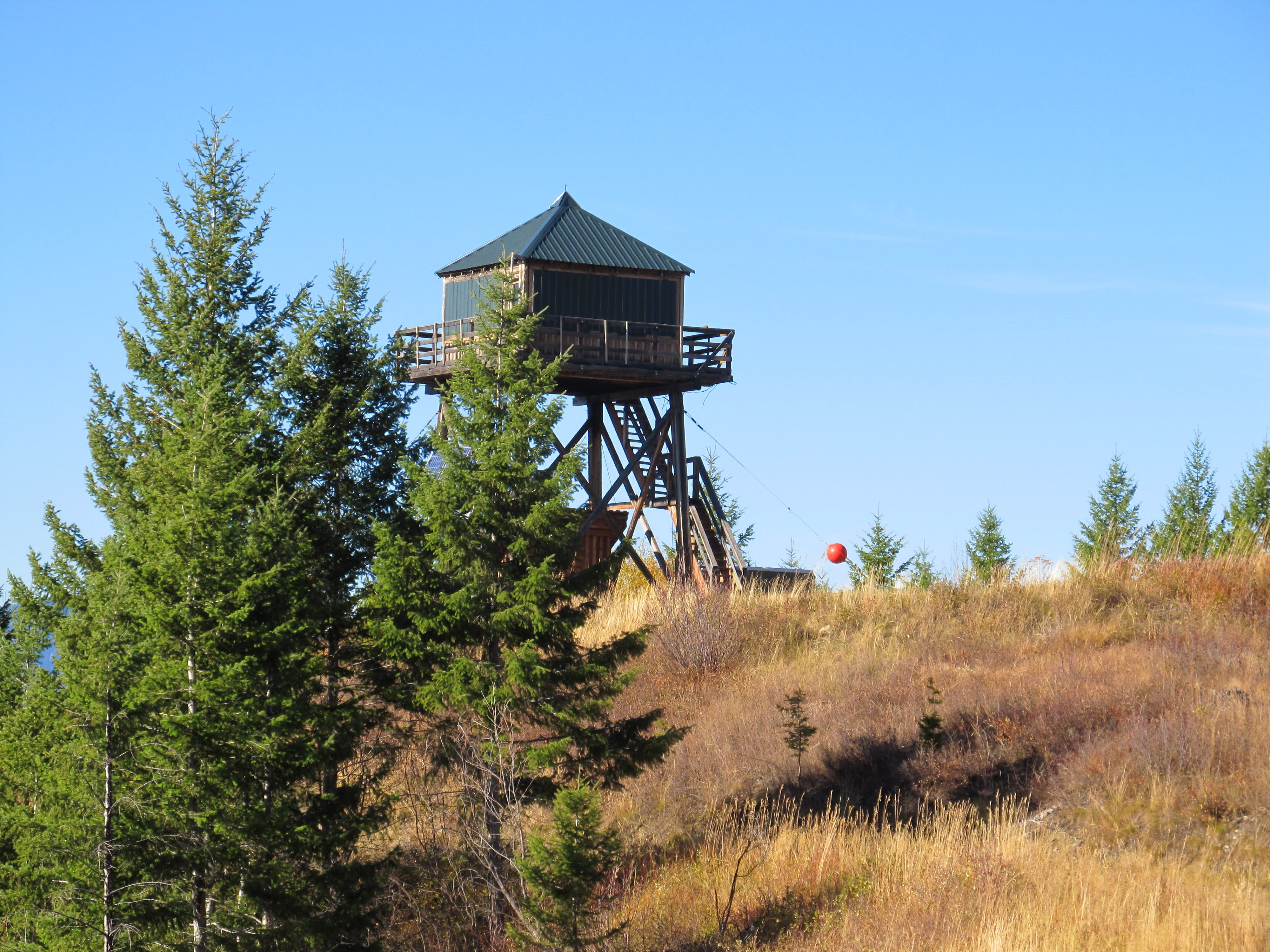 Little Napa Lookout (Point 4448)